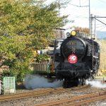 梅小路蒸気機関車館「SLスリーム号」ぶらり旅