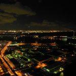 仕事帰りに大阪府咲洲庁舎展望台からの夜景ぶらり旅