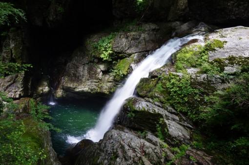 ひかりの滝