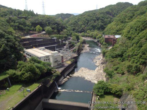 2012-04-29 京都府_天ヶ瀬ダム