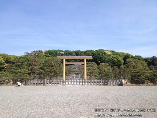2012-05-13 京都府_明治天皇陵