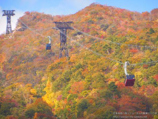 2012-11-04 滋賀県_びわ湖バレイ「紅葉」