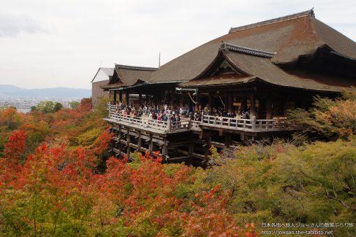 2014-11-12 京都府_清水寺「紅葉」