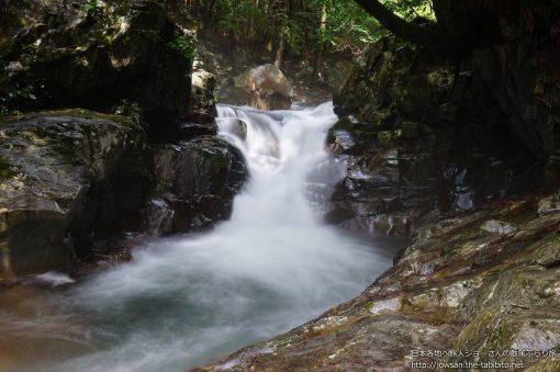 2013-07-14 奈良県_河鹿の滝