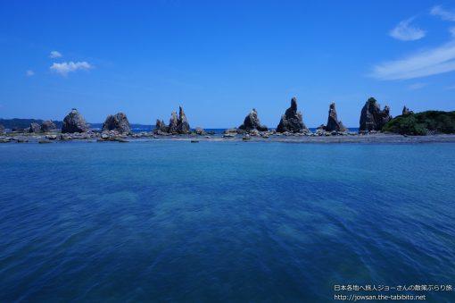 2013-08-28 和歌山県_橋杭岩