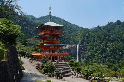2014-06-29 和歌山県_三重塔