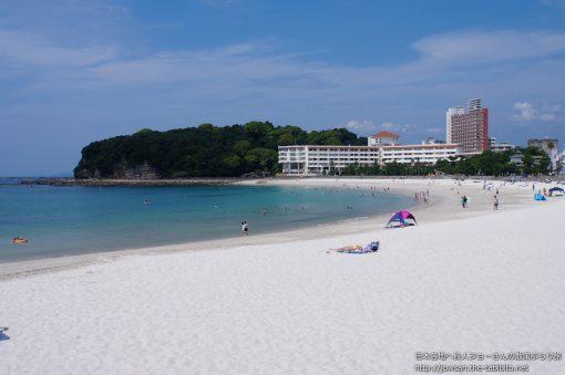 2014-09-10 和歌山県_白良浜海水浴場