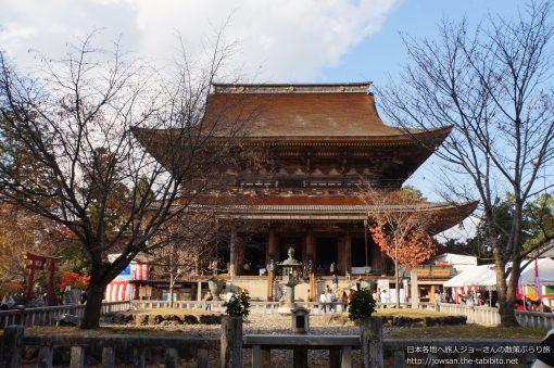 2014-11-23 奈良県_金峰山寺