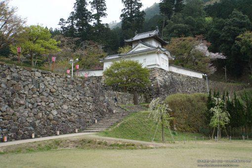 2016-04-13 兵庫県_出石城跡