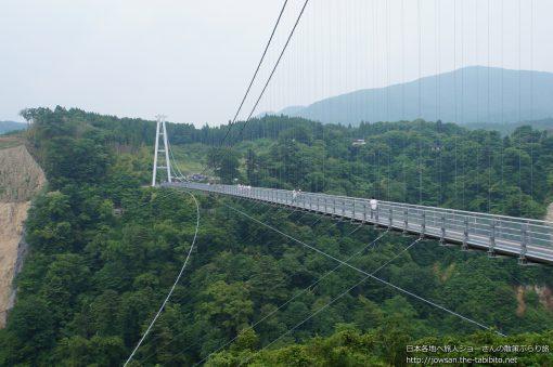 """2014-06-14 大分県_九重""""夢""""大吊橋"""