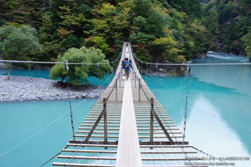 2014-10-26 静岡県_夢の吊り橋