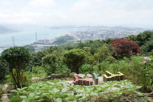 2015-07-20 山口県_日の山展望台