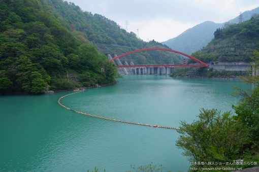 2014-05-03 富山県_宇奈月湖