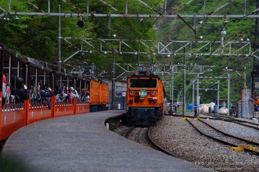 2014-05-03 富山県_黒部峡谷鉄道