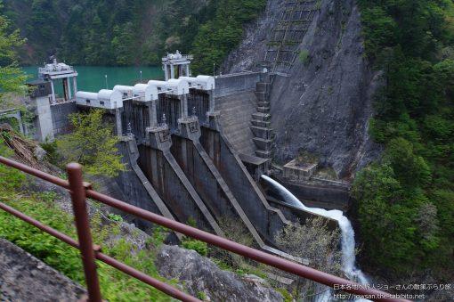 2014-05-03 富山県_宇奈月ダム