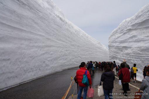 2014-05-04 富山県_雪の大谷