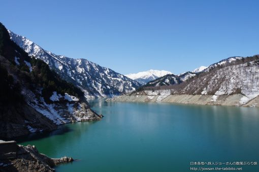 2014-05-04 富山県_黒部湖