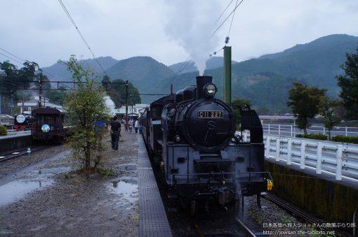 2014-10-26 静岡県_SL急行