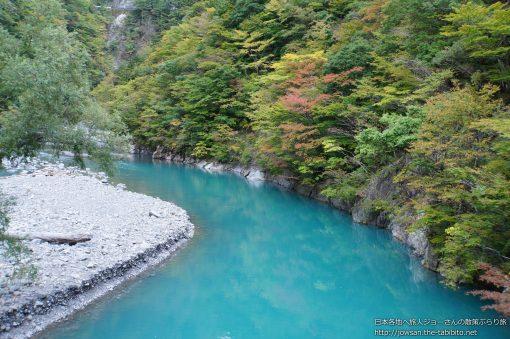 2014-10-26 静岡県_寸又峡