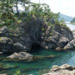 福井・若狭高浜の城山公園にある高浜八穴を見に散策ぶらり旅
