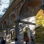 滋賀の石山寺、京都の南禅寺・禅林寺・高台寺の4つのお寺へ紅葉狩りに散策ぶらり旅