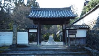 OLYMPUS AIR A01を使って「京田辺市の酬恩庵一休寺」へ散策ぶらり旅
